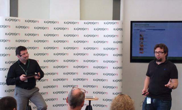 Аналитики Касперского Сергей Голованов и Сергей Новиков рассказывают, что делают подростки в Интернете