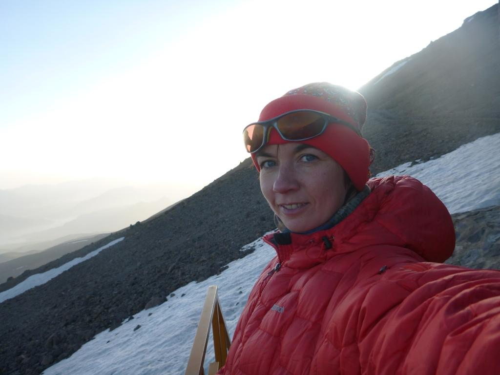Экспедиция 7 вулканов Лаборатории Касперскоо - Демавенд