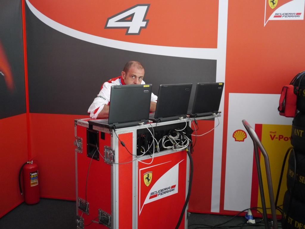 Ferrari под защитой Лаборатории Касперского