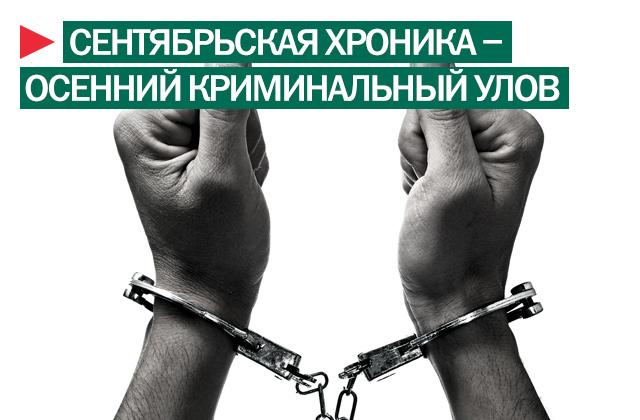 Полиция против хакеров. Итоги месяца