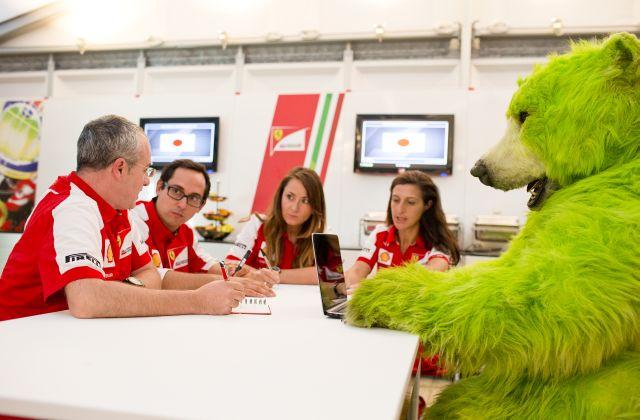 Заседание команды
