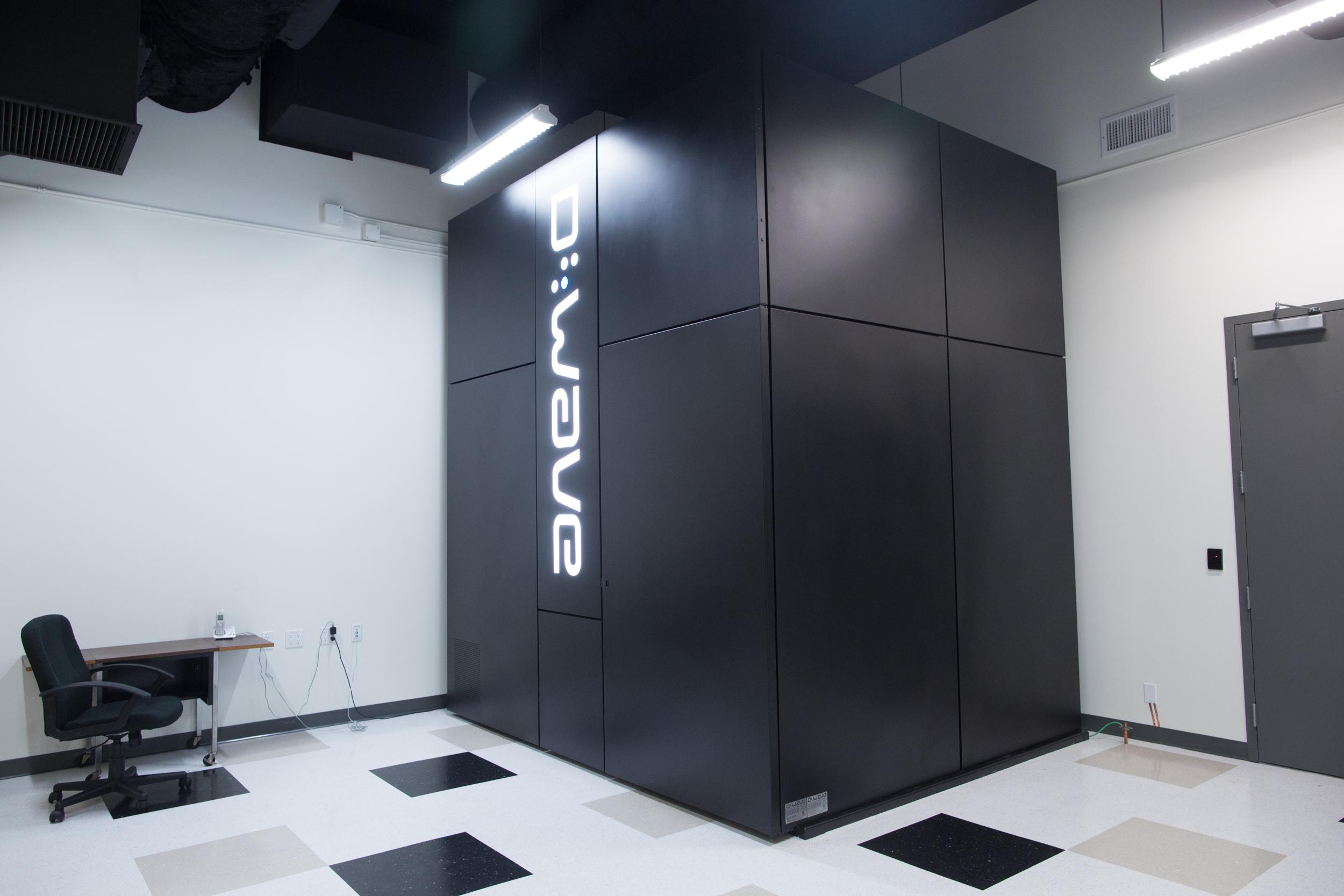 D-Wave Two - квантовый компьютер-отжигатель