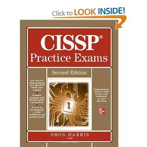 CISSP Practice Exams, Second Edition