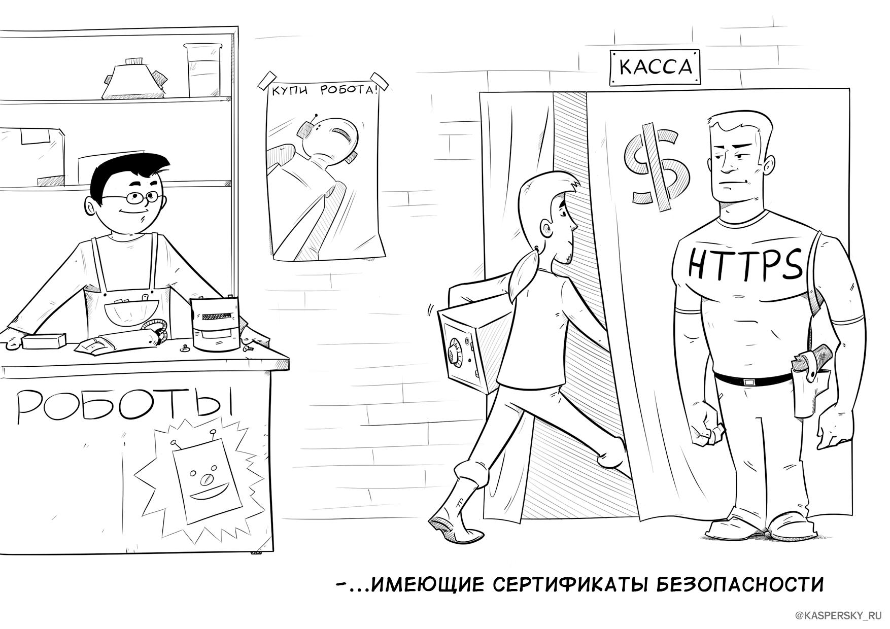 Справочник по выживанию в кибермире: интернет-магазины