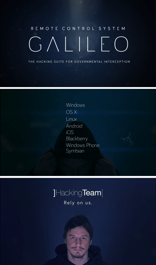 Hacking Team - Galileo