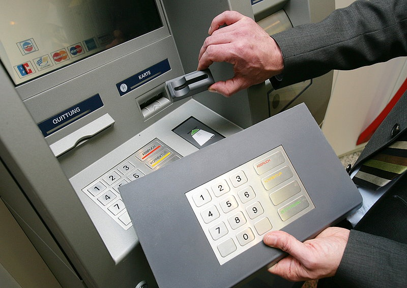 ATM Skimmer