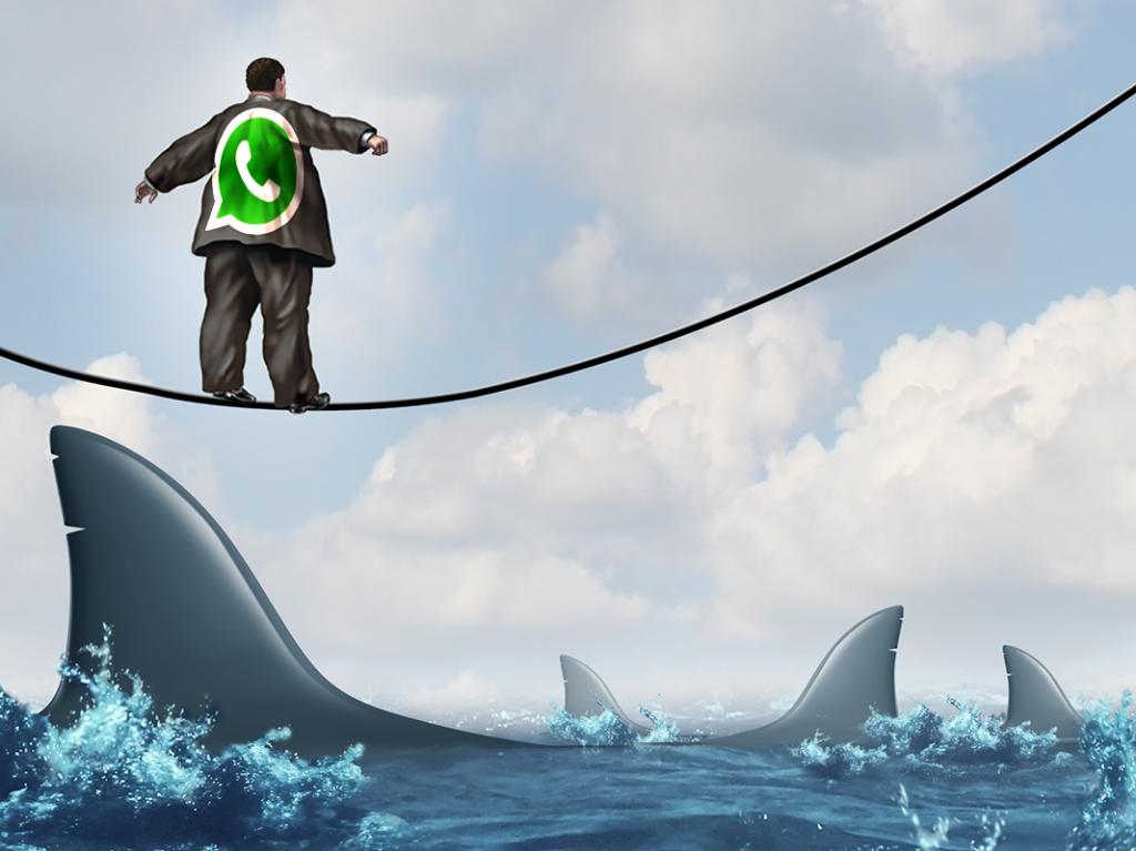 WhatsApp Web: баги, мошенничество