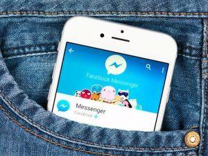 Facebook Messenger как новый центр мобильной вселенной