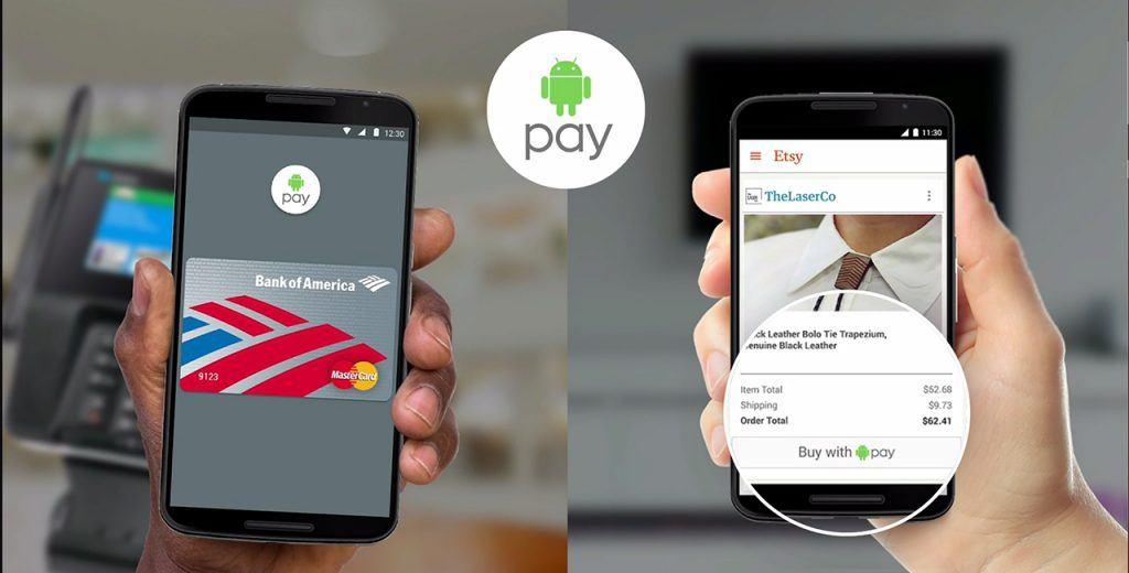 Android Pay at Google I/O 2015