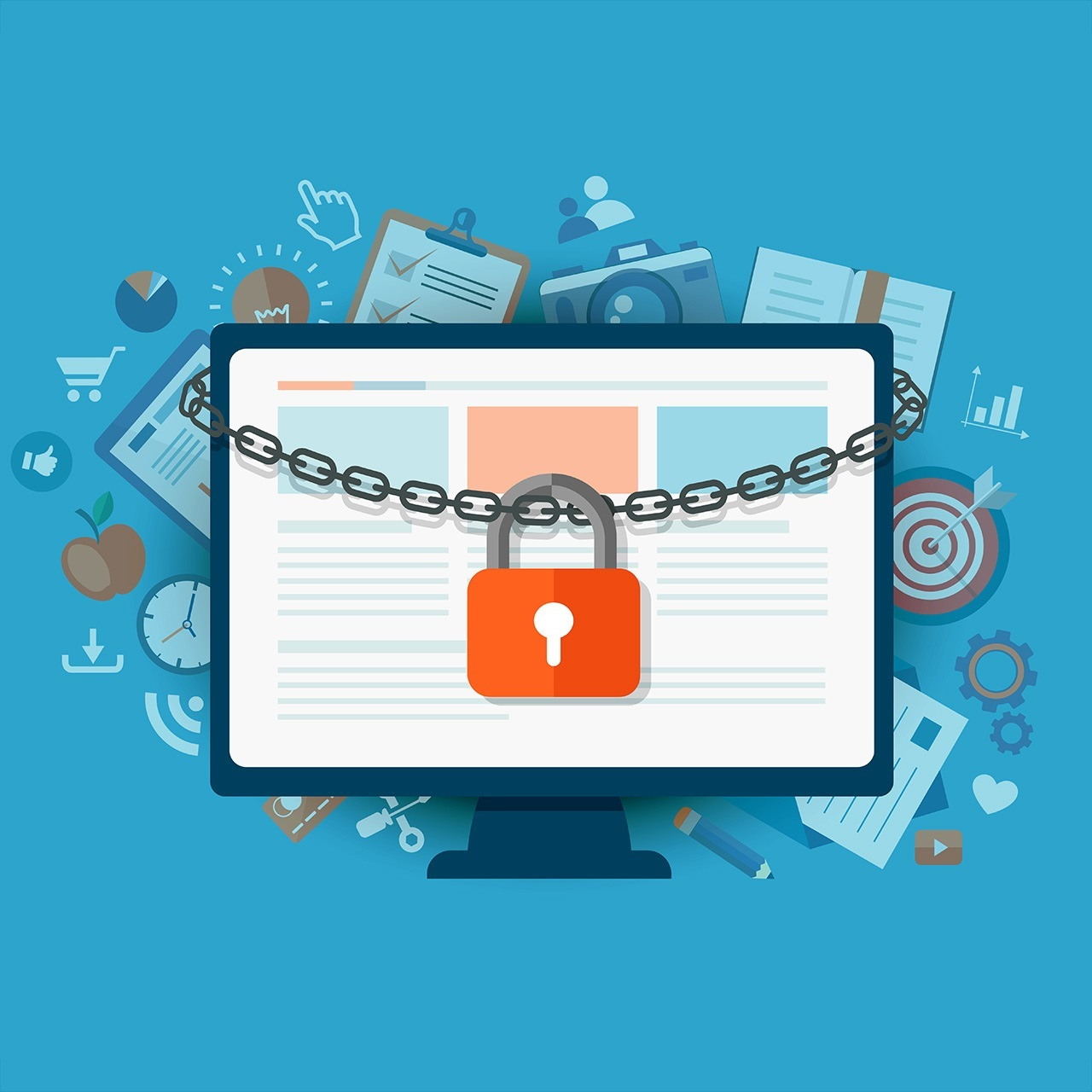 Как защитить личные данные в Интернете: 10 советов