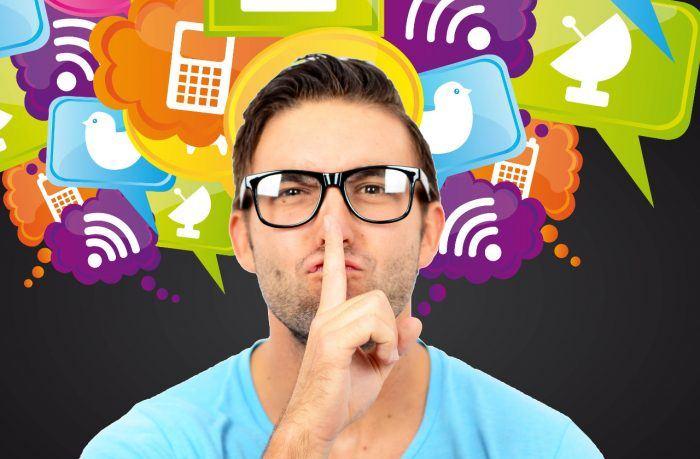 5 правил поведения в соцсетях