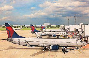 Как я был свидетелем последствий сбоя компьютерной системы Delta Air Lines