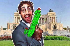 EyePyramid: Созданная на коленке программа успешно следила за итальянским правительством