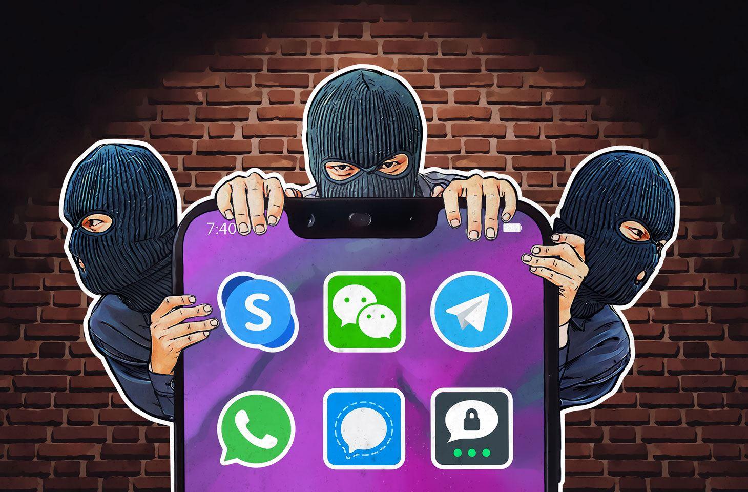 FinSpy — легальная программа-шпион для Android, iOS, Windows, macOS и Linux
