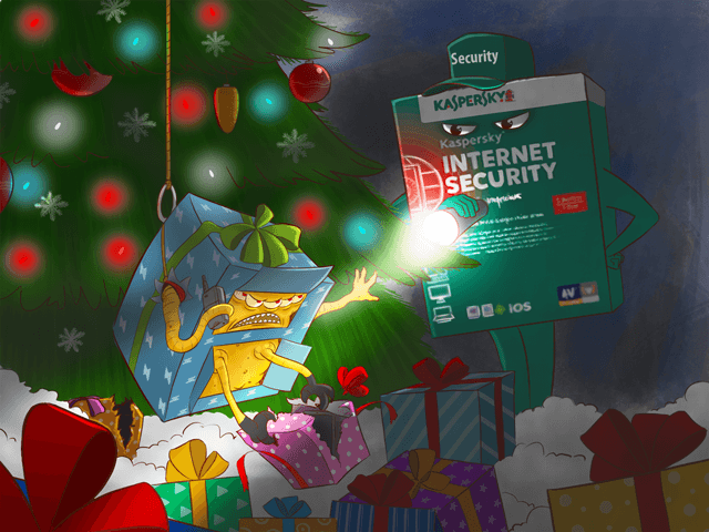 How to protect yourself from hackers during the holidays | Kaspersky