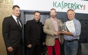 MRG Effitas awarded Kaspersky Lab for an outstanding protection of online payments