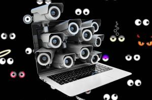 Hackers broadcast live footage from hacked webcams on YouTube and trolls are loving it