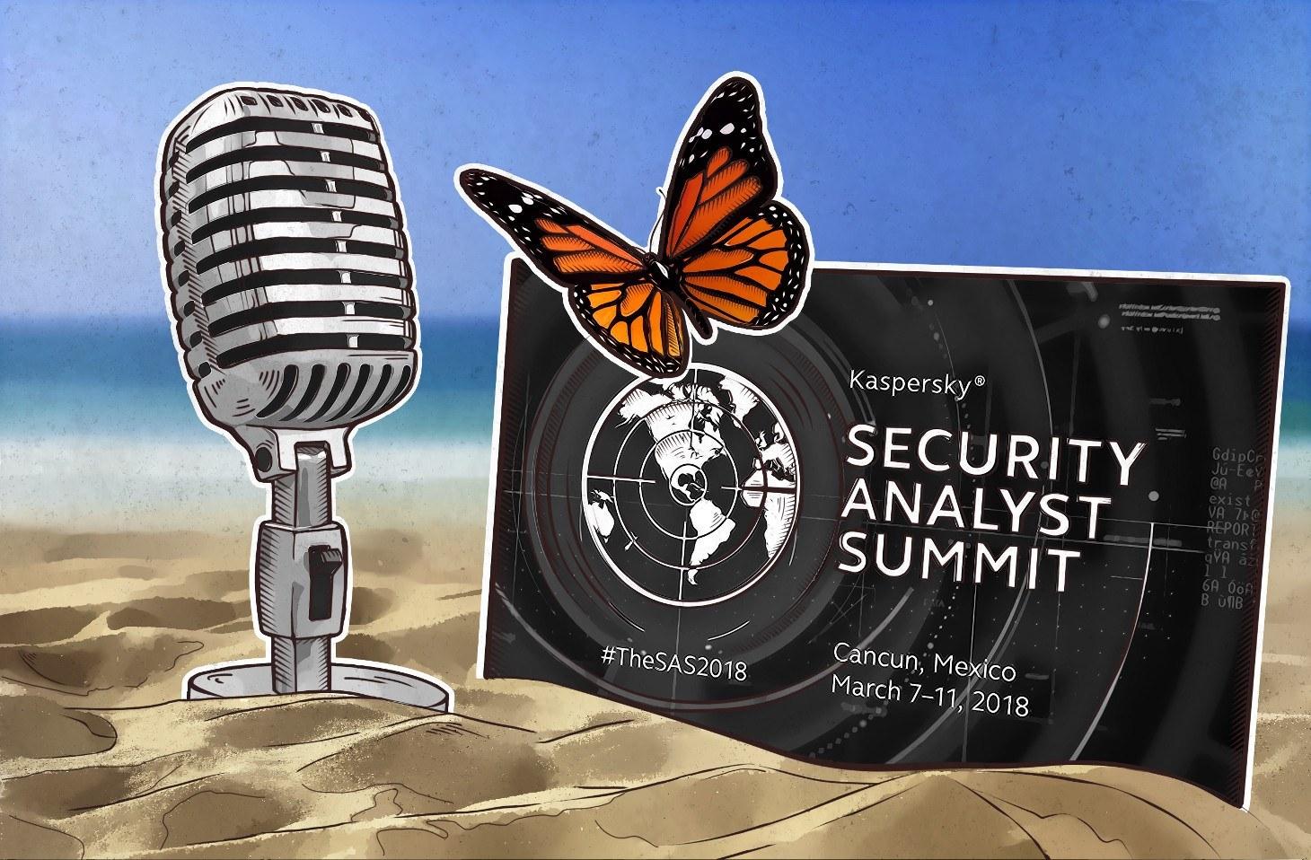 Security Analyst Summit 2018: Day 1 recap