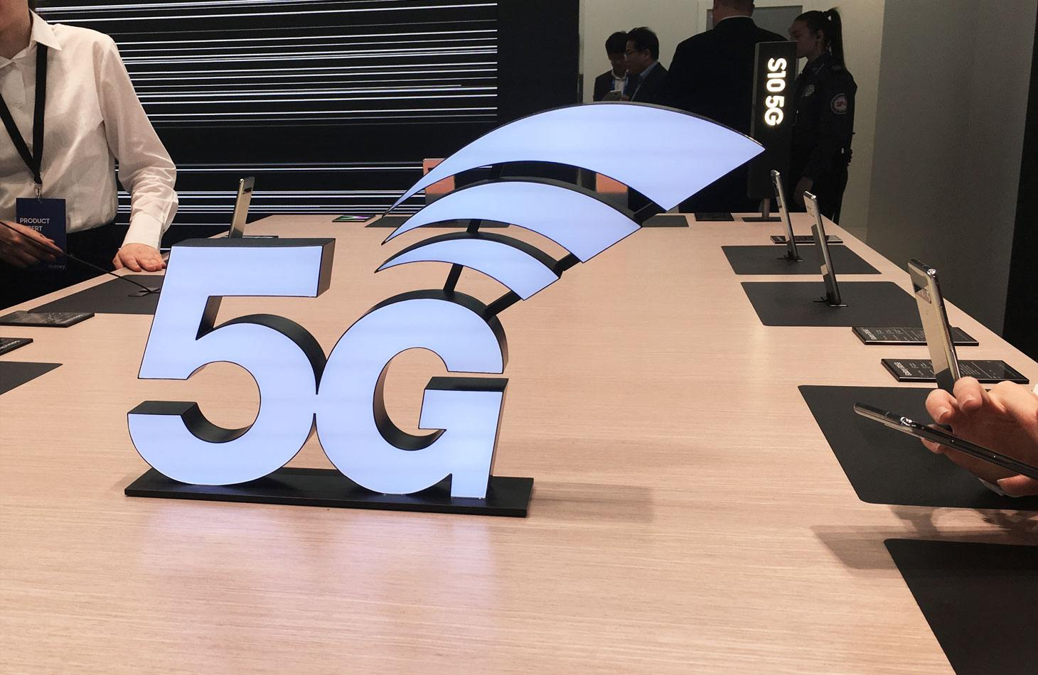 Mobile World Congress 2019: 5G networks are finally coming