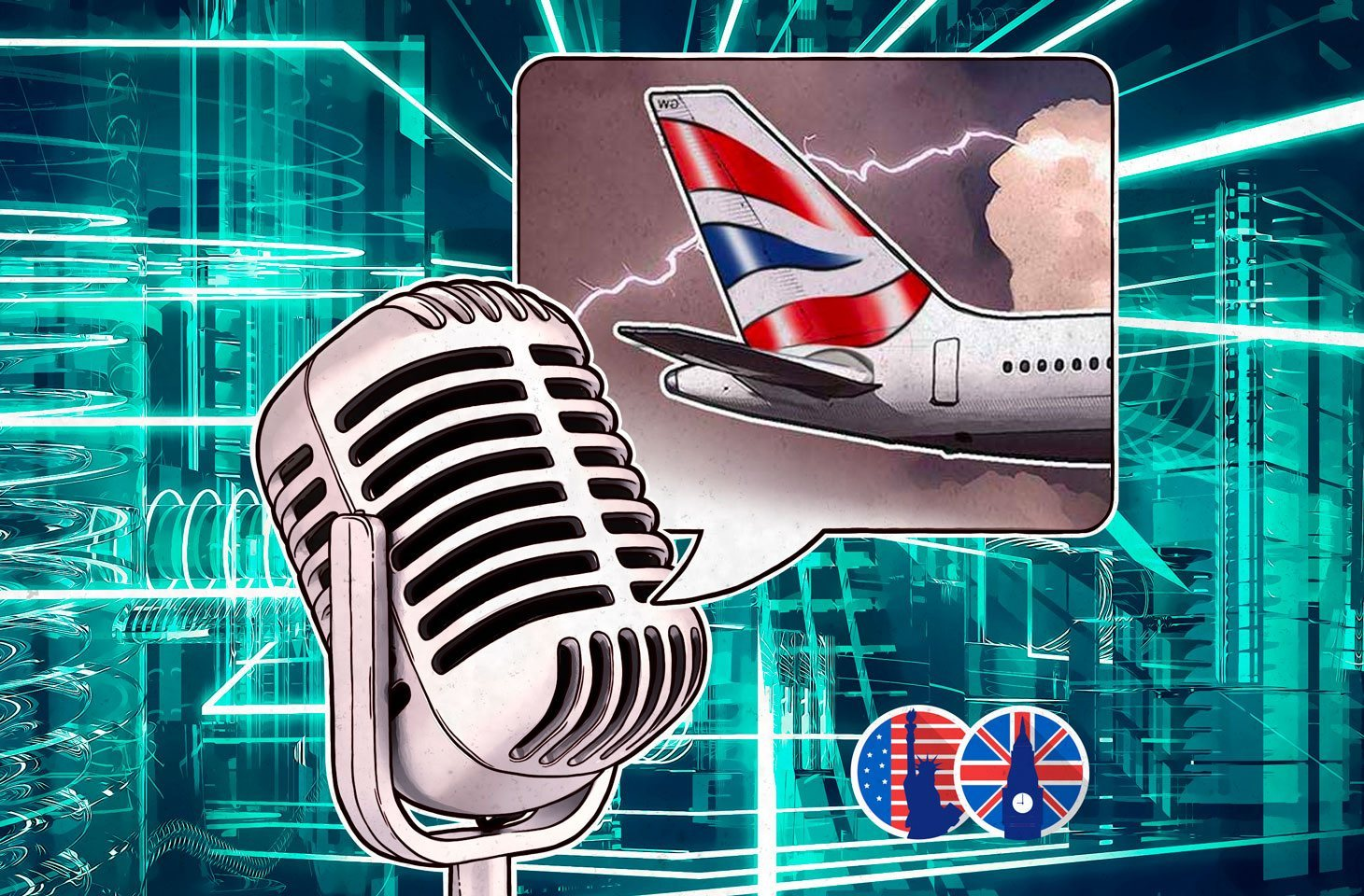 Transatlantic Cable podcast, episode 100