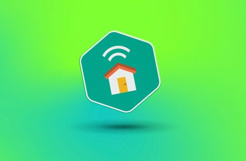 Home network monitoring with Kaspersky Security Cloud