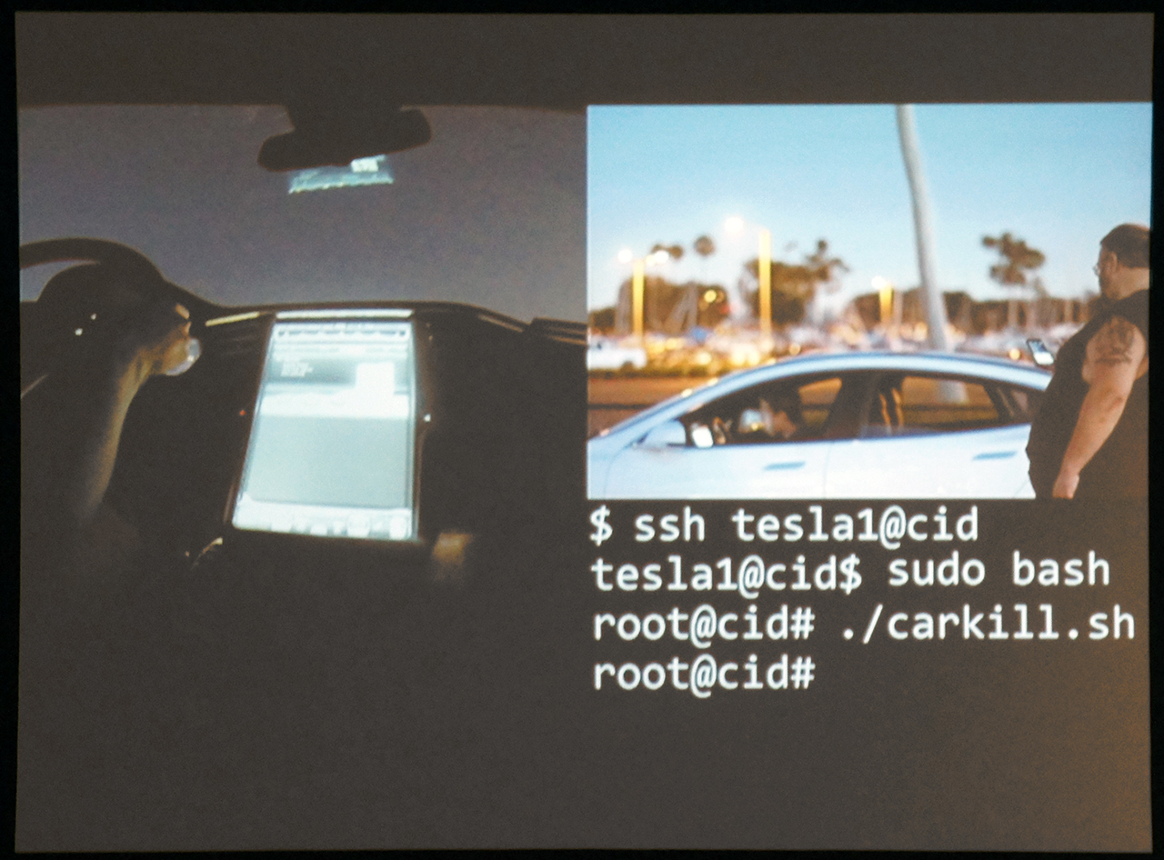 DEF CON 23: Researchers hack Tesla S — the company patches cars quickly