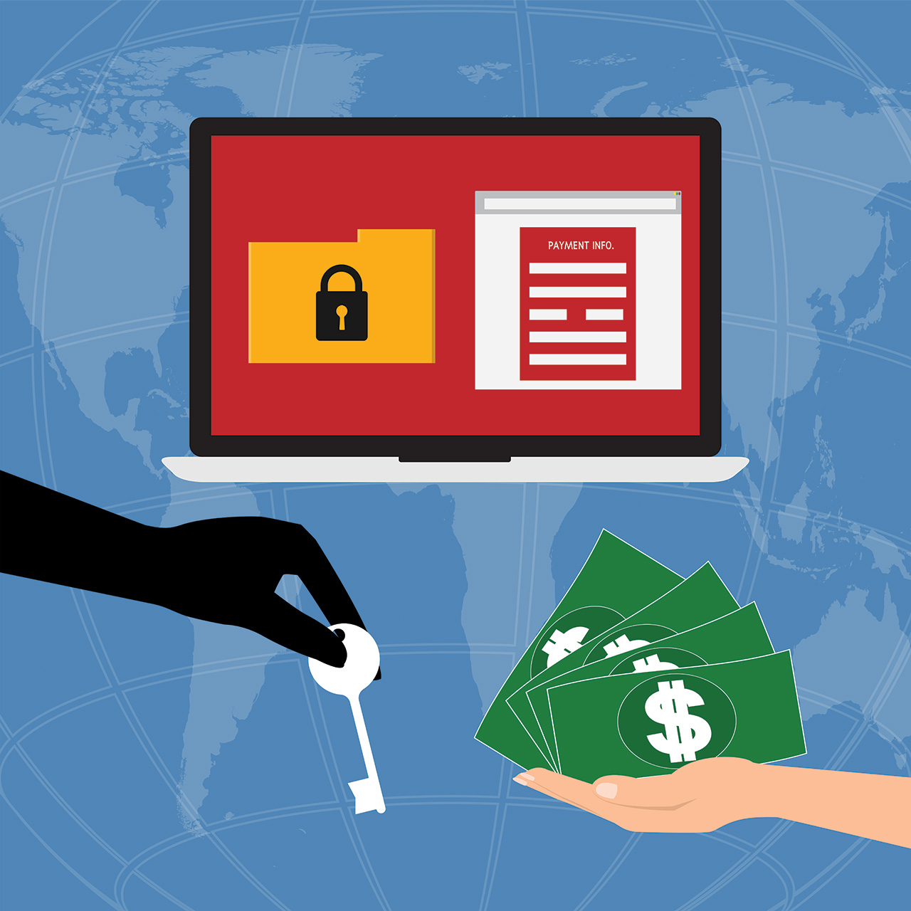 Tricky Locky ransomware robs American hospitals