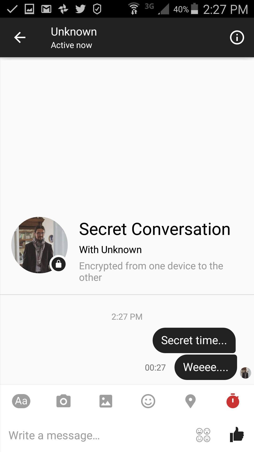 Can you keep a secret? Facebook brings encrypted secret conversations to Messenger