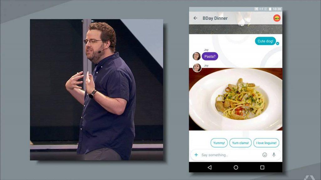 Google I/O 2016: Allo messenger