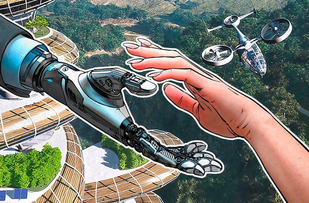 Earth-2050: A glimpse into the future