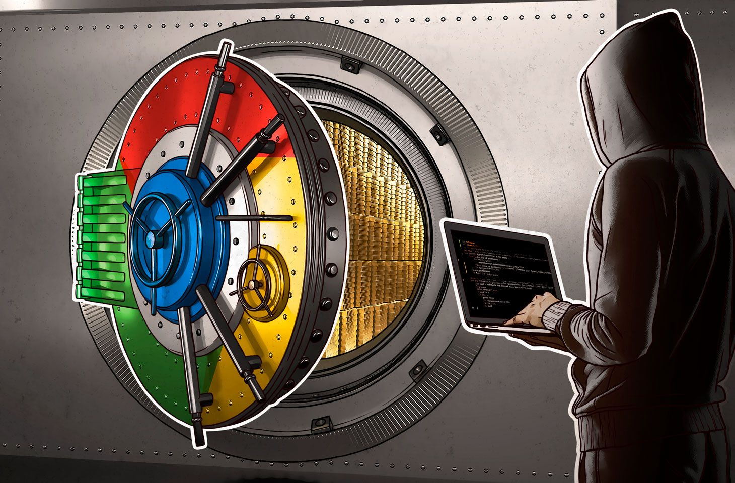 Passwords, credit card numbers, and other data stored in the browser can be stolen by malware on your computer