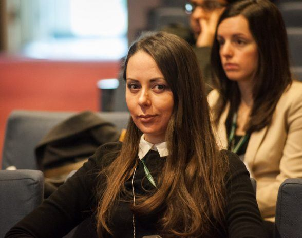 Kaspersky Academy attendee