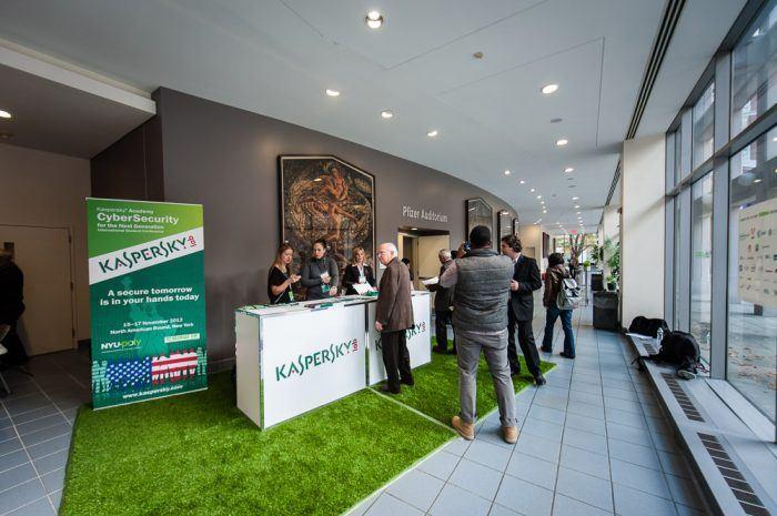 Kaspersky Academy Registration