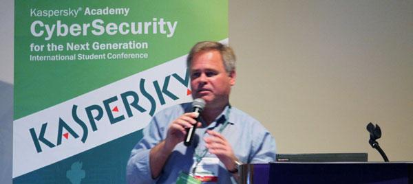 Eugene Kaspersky Cyber Academy