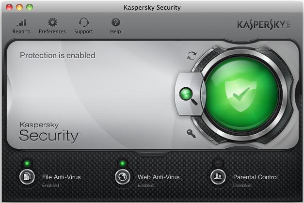 Kaspersky Mac