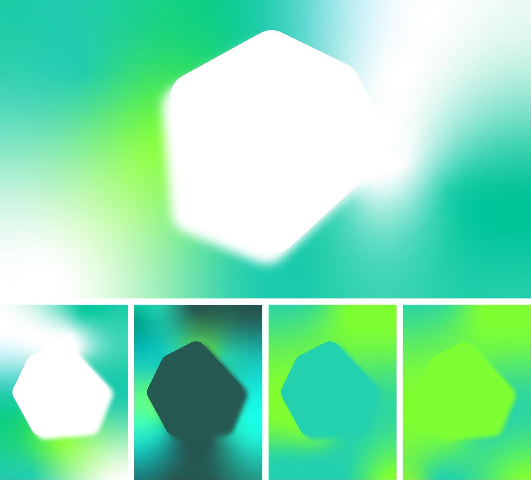 New Kaspersky brand shapes