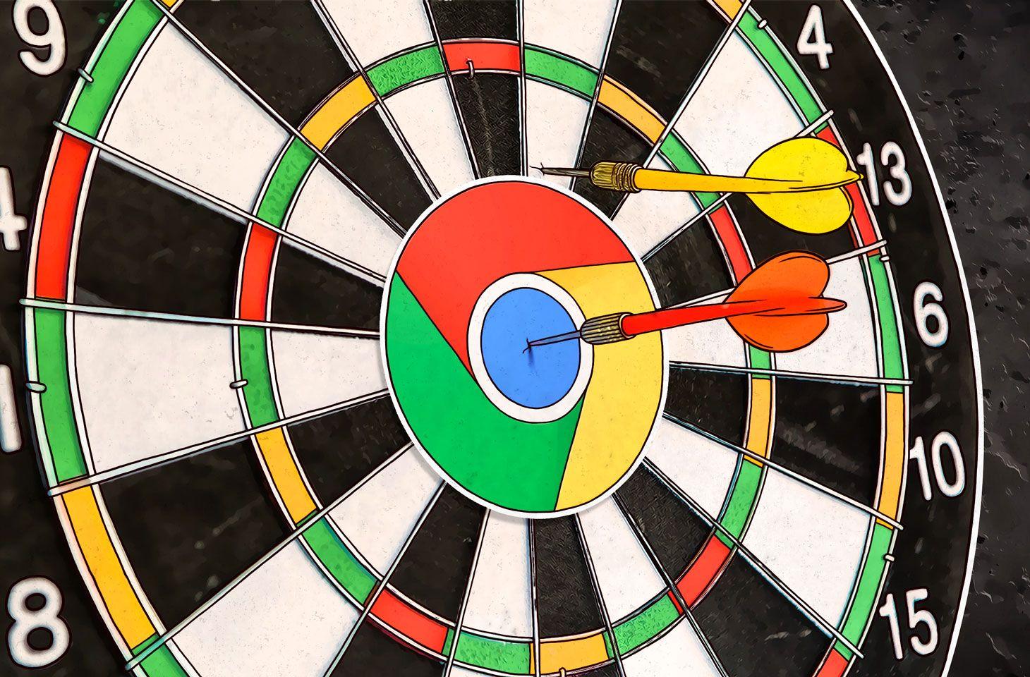 جوجل توصي بالتحديث لمتصفح الكروم google-chrome-zeroda