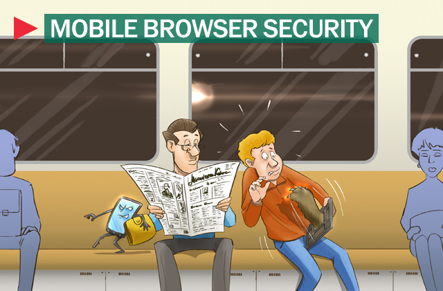mobile browser security