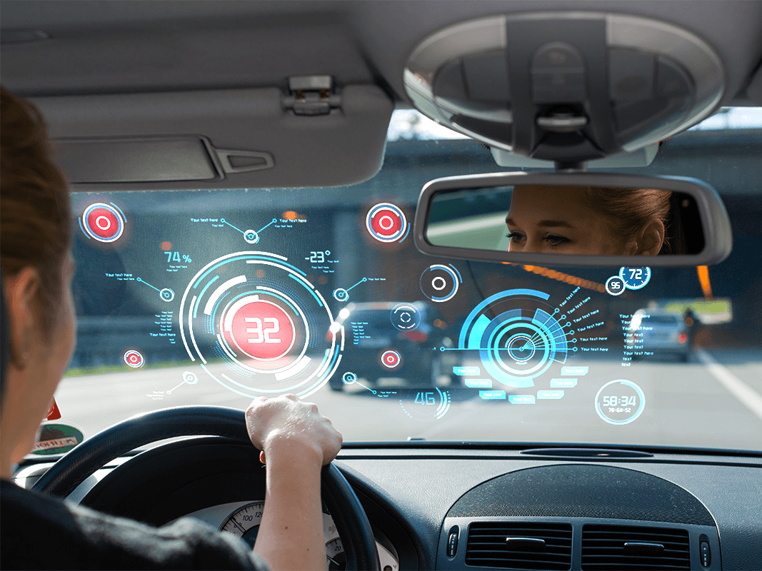 Cars'-dashboards