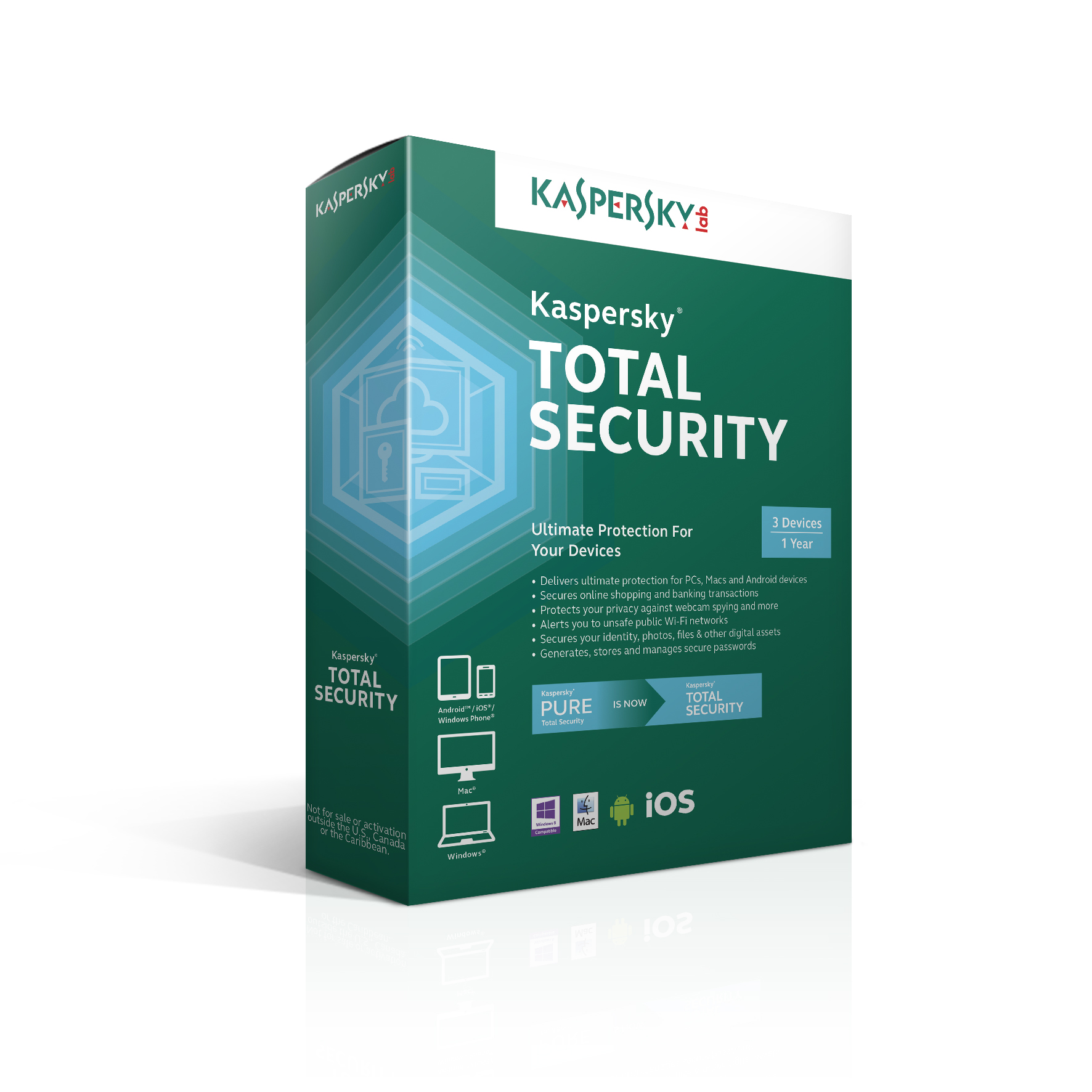 Introducing Kaspersky Total Security | Kaspersky official blog