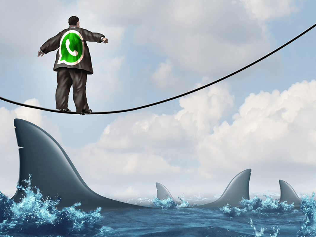 WhatsApp for Web vulnerabilities