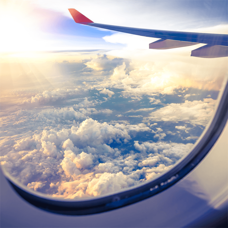 Five tips to make your flight safe