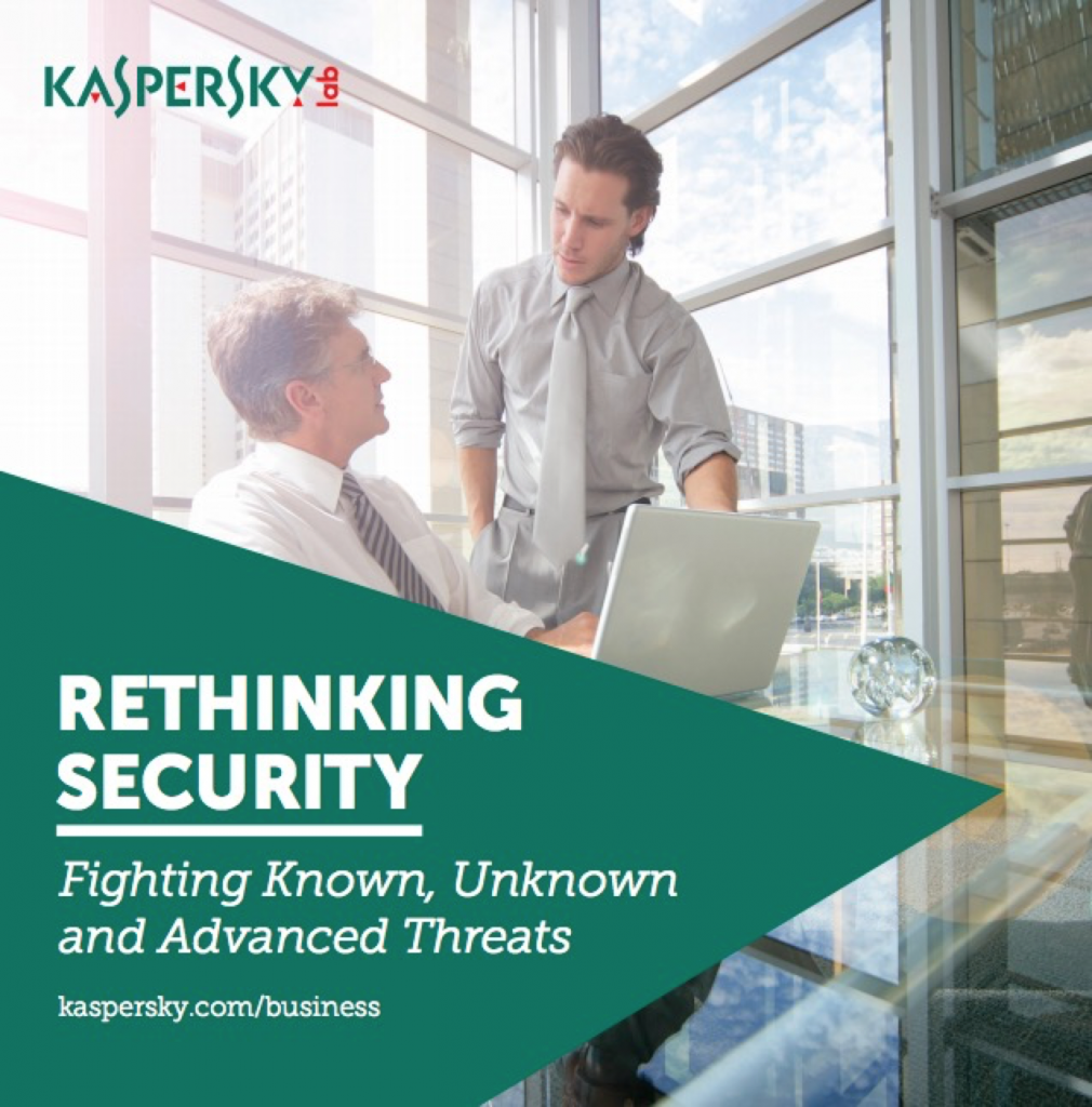 Rethinking Security