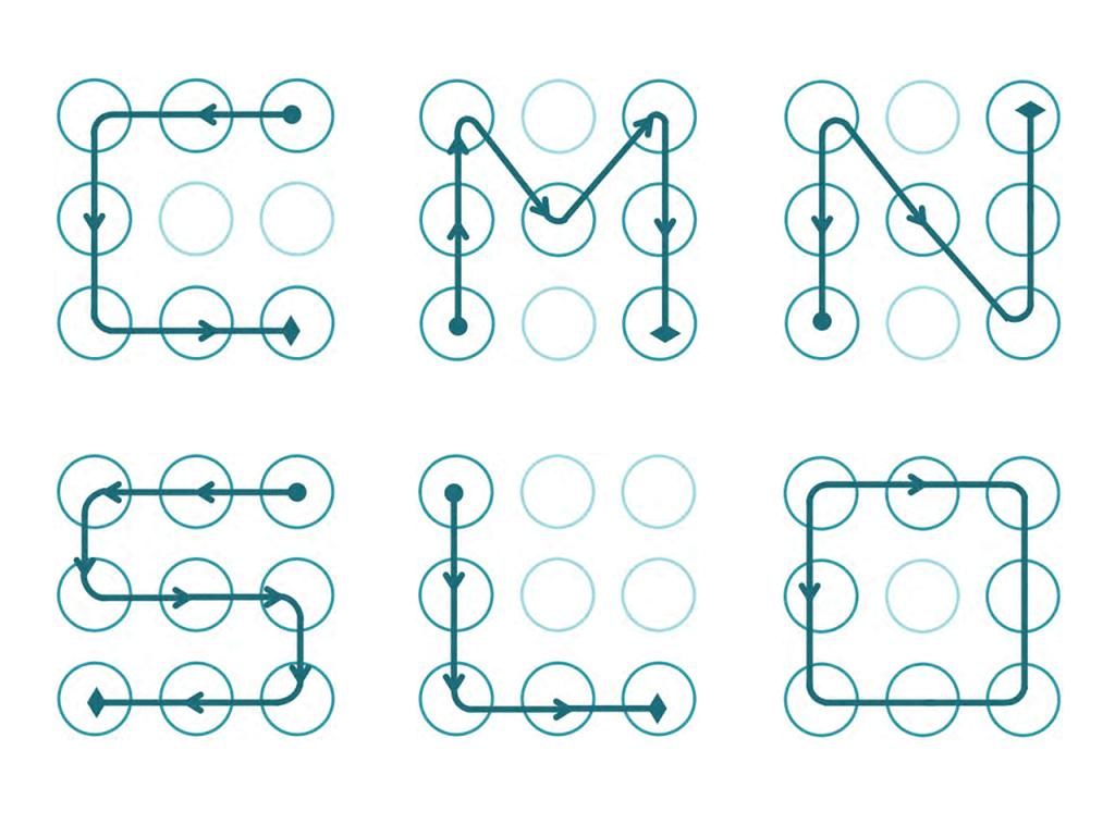 Lock Screen Pattern