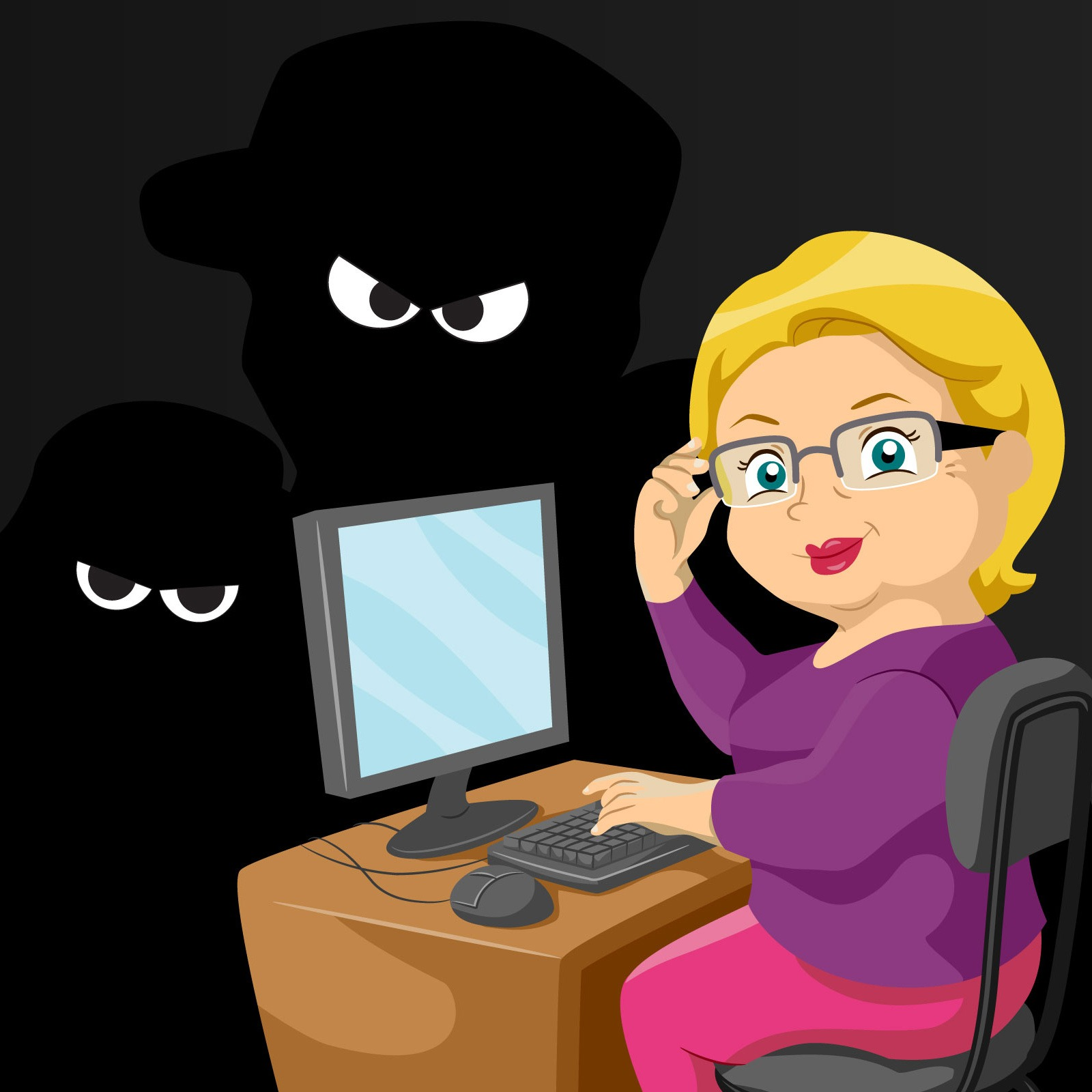 Mission: Hacking Grandma