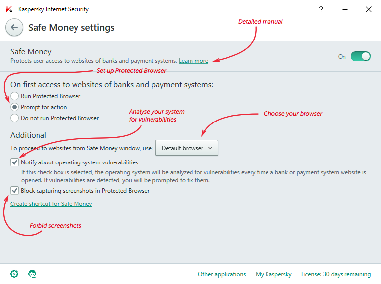 How to protect your banking tranzactions