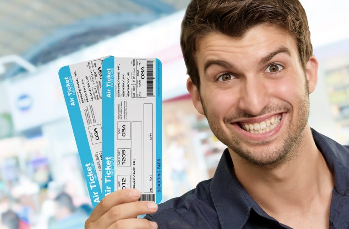 Don't post your boarding pass online