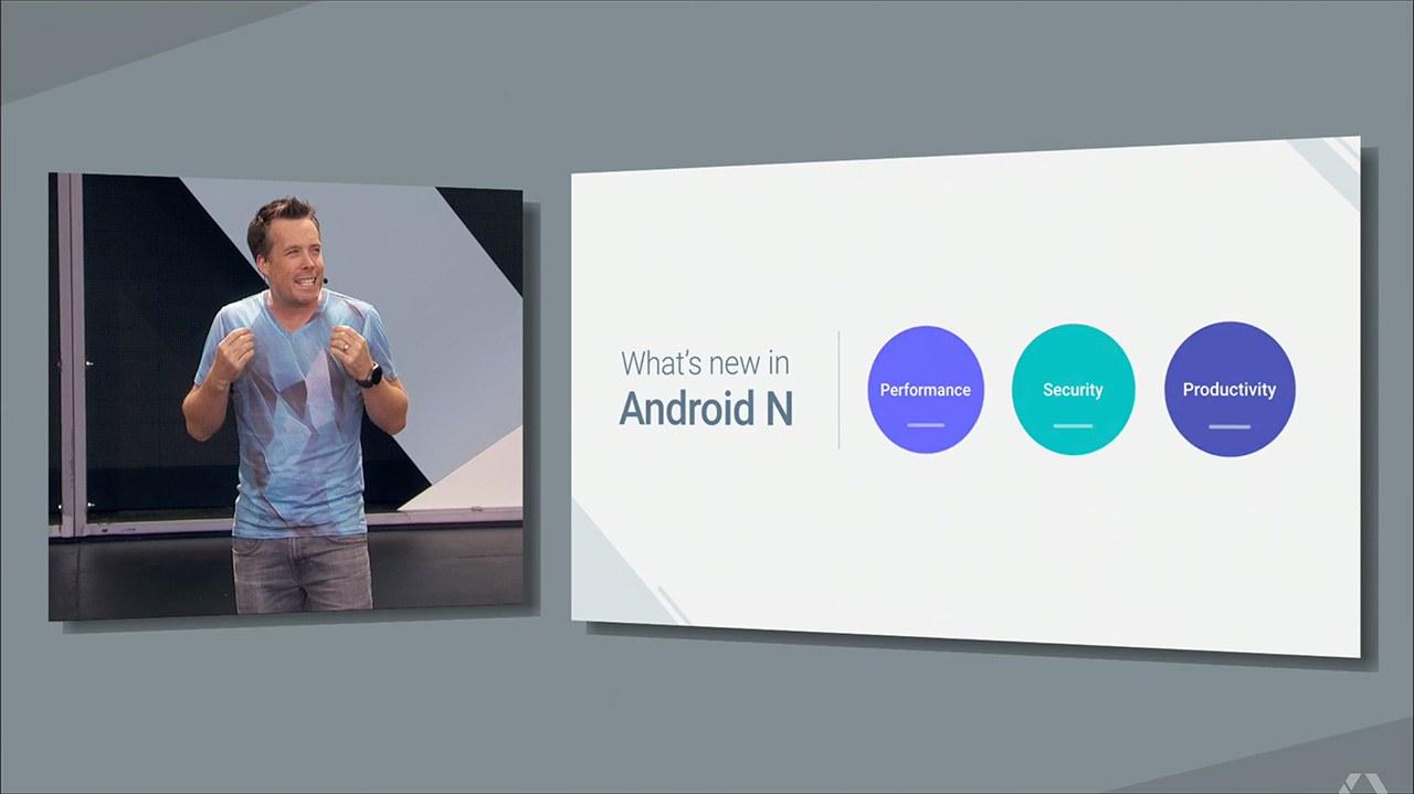 Google I/O 2016: Android N