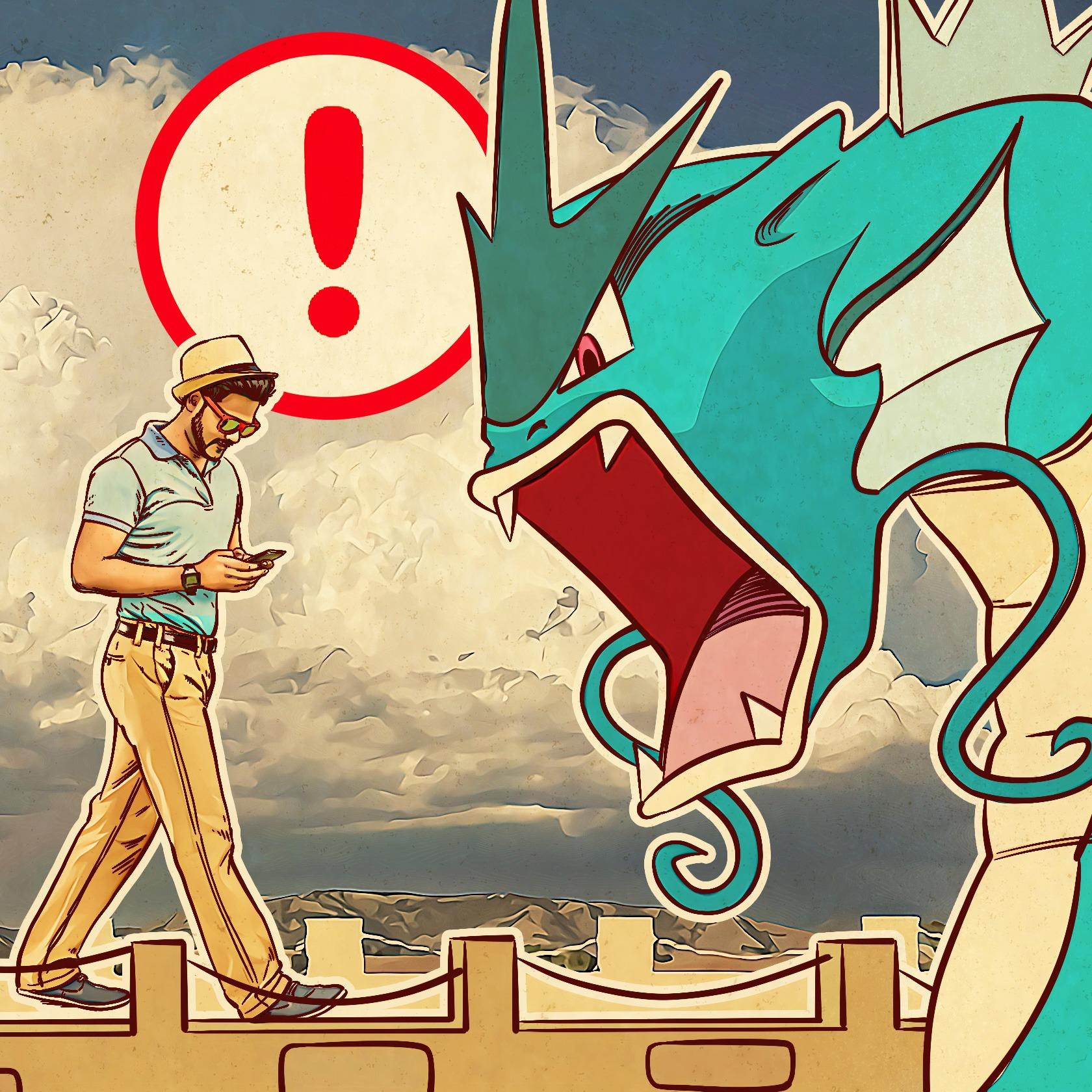 Addicted to Pokémon Go? Criminals know