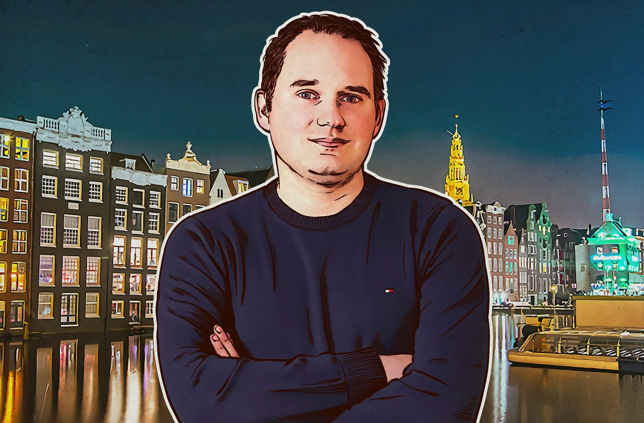 Ask the expert: Jornt van der Wiel talks ransomware
